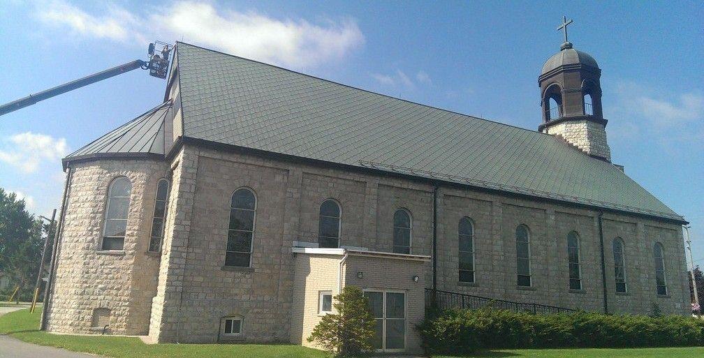 Church Bat Removal